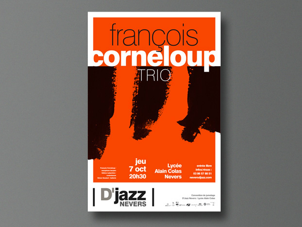 graphiste jazz